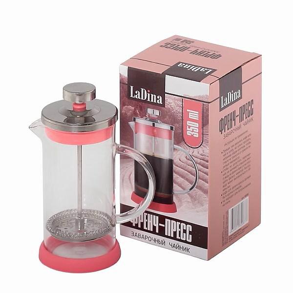 Френч пресс заварочный чайник 350 ml артикул 80005/30
