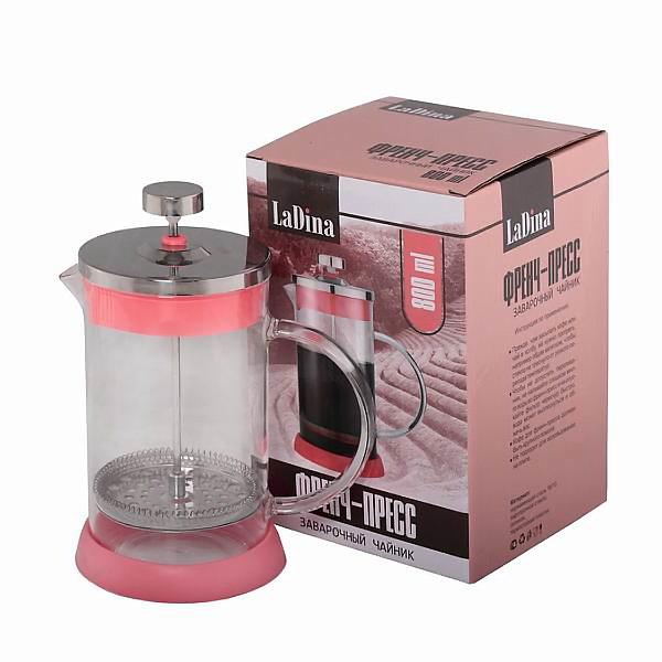 Френч пресс заварочный чайник 800 ml артикул 80007/24