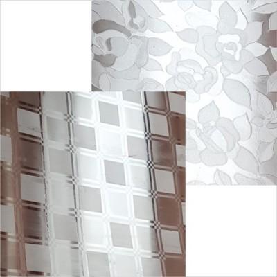 Термоскатерть силикон 0,65мм (прозрачн с рисунком) 60см*20м/1