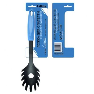 Ложка для спагетти нейлон пласт ручка 11404/144/24