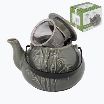 Чайник заварочный керамический 850ml арт 12704/24