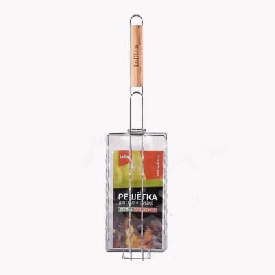 Решетка д/гриля и барбекю (для сосисок)LaDina 23*12см.