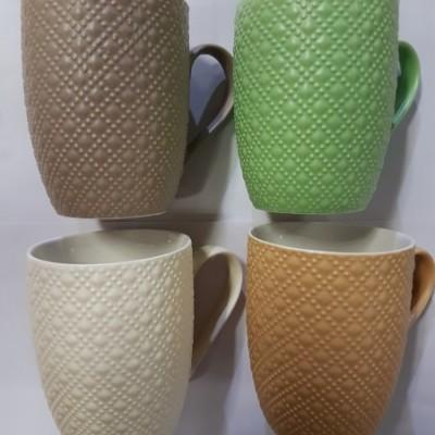 Кружка керамическая 360мл. арт 70055