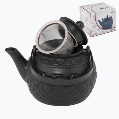 Чайник заварочный керамический 750ml арт 12705/24